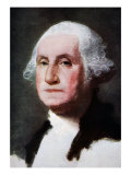George Washington reproduced in 'The Outline of History: being a plain history of life and mankind'