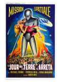 The Day The Earth Stood Still  French Movie Poster  1951