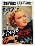 Angel  Belgian Movie Poster  1937