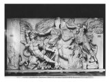 Copy of the Great Altar of Zeus and Athena  from Pergamon  c180-160BC