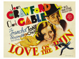 Love on the Run  1936