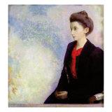 Portrait of Baroness Robert de Domecy  1900