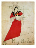 May Belfort  France  1895