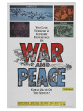 War and Peace  1956