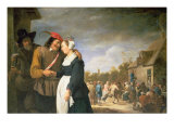 A Peasant Wedding  1648