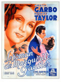 Camille  French Movie Poster  1937