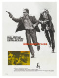 Butch Cassidy and the Sundance Kid  French Movie Poster  1969