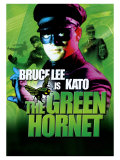 The Green Hornet  UK Movie Poster  1966