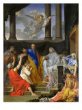 St Peter Resurrecting the Widow Tabitha  1652