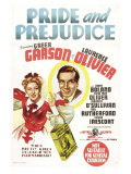 Pride and Prejudice  Australian Movie Poster  1940