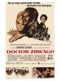 Doctor Zhivago  Argentine Movie Poster  1965