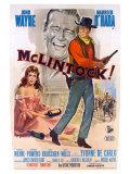 McLintock  Italian Movie Poster  1963