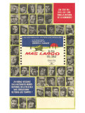 The Longest Day  Argentine Movie Poster  1962