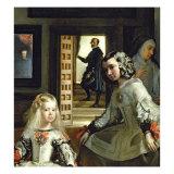 Las Meninas or the Family of Philip Iv  C1656
