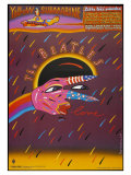 Yellow Submarine  Polish Movie Poster  1968