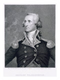 George Washington  engraved by Asher Brown Durand