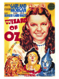 The Wizard of Oz  Italian Movie Poster  1939