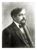 Claude Debussy  c1908