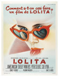 Lolita  French Movie Poster  1962