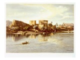 View of the Island Philae  1874