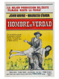 McLintock  Argentine Movie Poster  1963