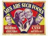 Men Are Such Fools  1938