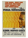 Cool Hand Luke  Australian Movie Poster  1967