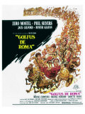 A Funny Thing Happened On the Way to the Forum  Spanish Movie Poster  1966