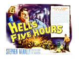 Hell's Five Hours  1958