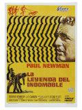 Cool Hand Luke  Spanish Movie Poster  1967