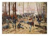 The Battle of Shiloh April 6Th-7th 1862