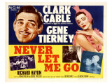 Never Let Me Go  1953