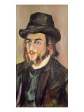 Portrait of Erik Satie