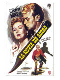 The Iron Mistress  Spanish Movie Poster  1952