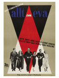 All About Eve  Swedish Movie Poster  1950