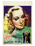 Angel  French Movie Poster  1937