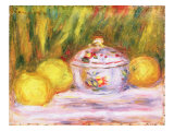 Sugar Bowl and Lemons  1913