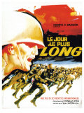 The Longest Day  French Movie Poster  1962