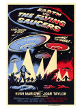 Earth vs the Flying Saucers  1956