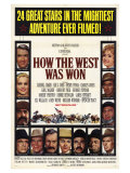 How the West Was Won  1964