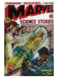 Marvel Science Stories