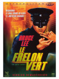 The Green Hornet  French Movie Poster  1966