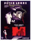 M  Belgian Movie Poster  1931