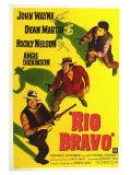 Rio Bravo  Australian Movie Poster  1959