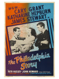 The Philadelphia Story  UK Movie Poster  1940