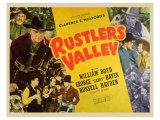 Rustler&#39;s Valley  1937
