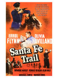 Santa Fe Trail  1940