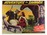 Adventure in Sahara  1938