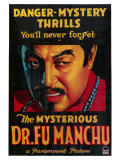 Mysterious Dr Fu Manchu  1929