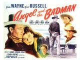 Angel & The Badman  1947